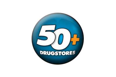 50+ Drugstore